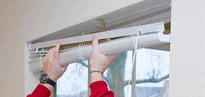 Ultrasonic Blind Cleaning Portland Aquasonic Blind Cleaning